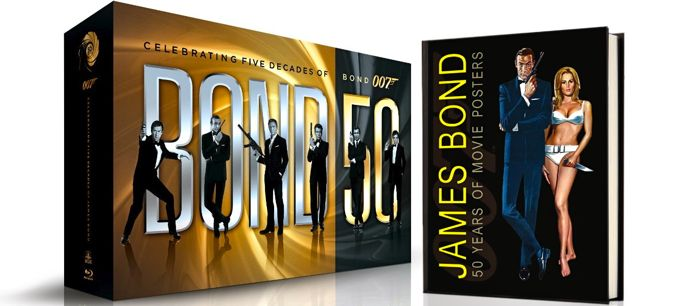 0813 James Bond 50 DVD set and book.jpg