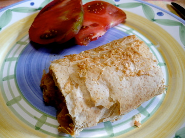 Shikes Haines - strudel supper
