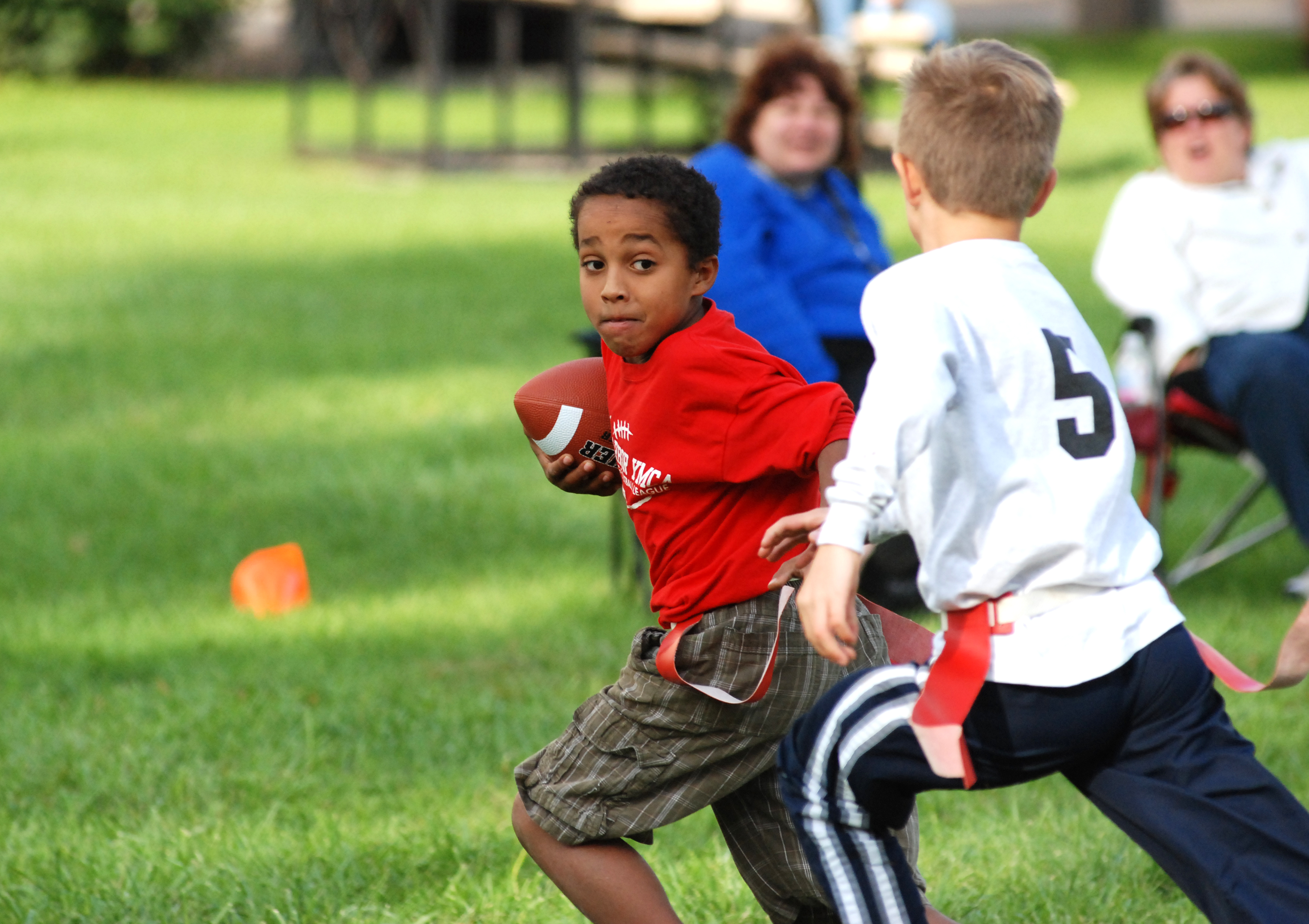 Flag Football Exercises