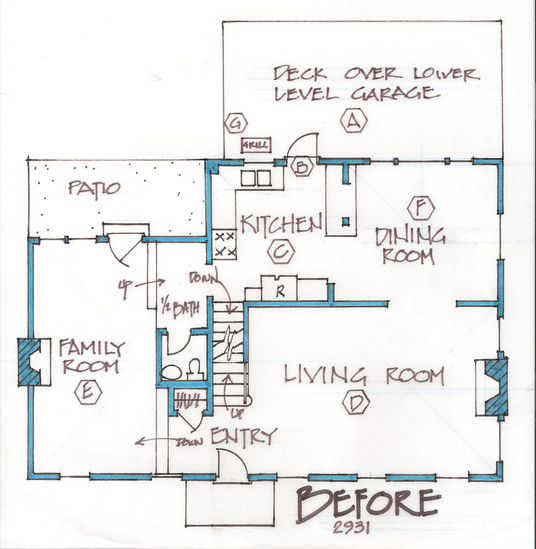 Thinking Out Function When Adding A Room To A House