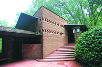 39 five year engagement 39 filming at frank lloyd wright for Palmer house ann arbor