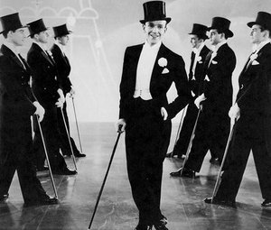 Michigan To Screen Fred Astaire Ginger Rogers Favorite Top Hat