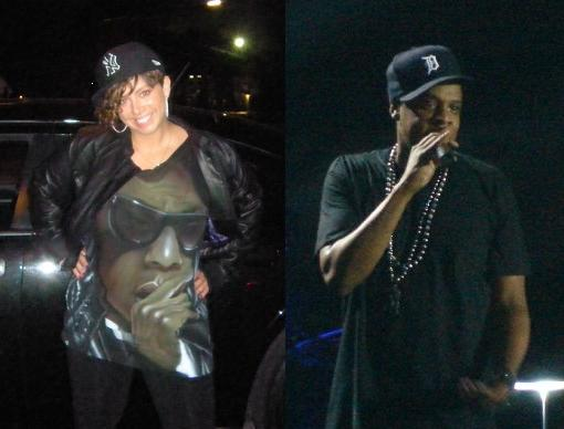 So ambitious jay z fan talks about swapping hats with rap legend malvernweather Choice Image