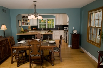 Ann Arbor Remodel Adds Kitchen Master Suite Garage And Room To Grow