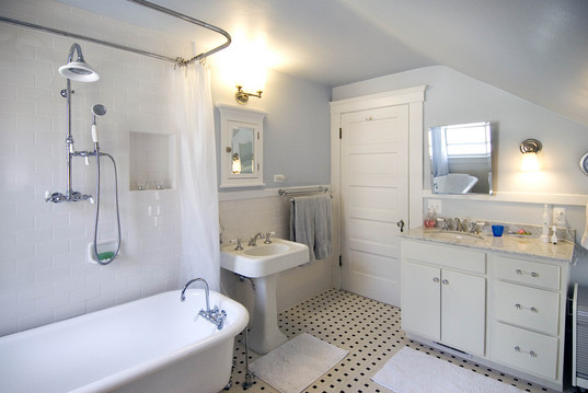 Renovation Of Ann Arbor Home Keeps True To Its Arts Crafts Roots - Bathroom remodel ann arbor