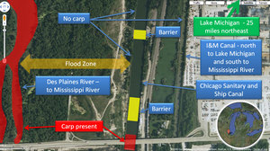 Thumbnail image for Janssen_Map_of_Asian_carp_near_Lake_Michigan