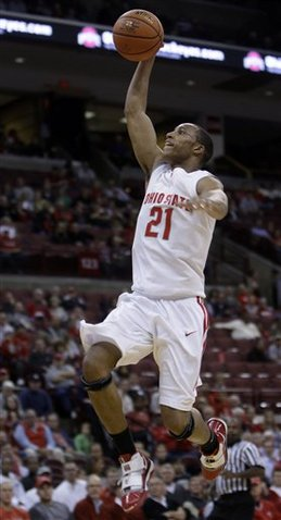 Ohio State's Evan Turner