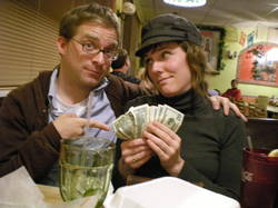 Jason DePasquale and Amy Sumerton are ballers.
