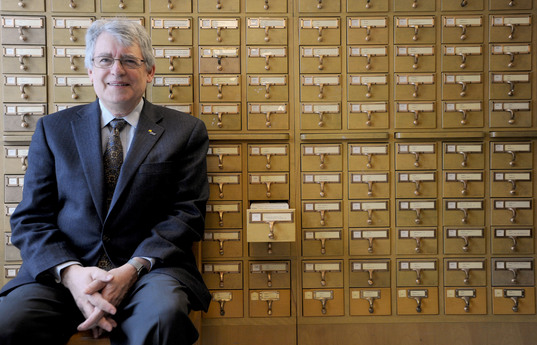 University of Michigan Library to bid farewell to card catalogs