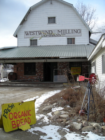 Borden - Westwind Milling Company building