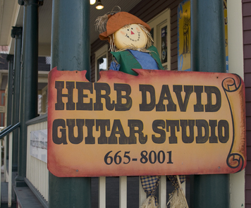 Herb David Guitar Studio