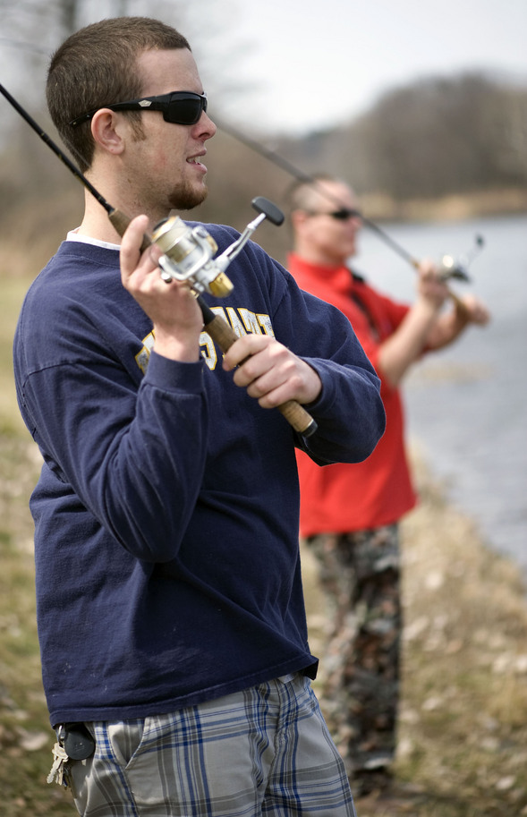 Going fishing some places to go nearby what you might for Michigan out of state fishing license