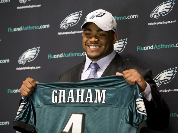 by the Philadelphia Eagles 2011