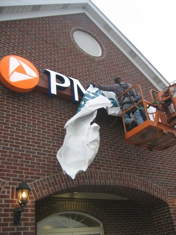 PNC Branch Sign Change.jpg