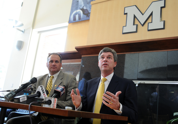 "University of Michigan: The Collapse of a So-Called ""Storied"" Program"