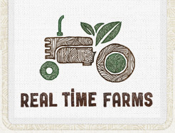 Borden - real time farms logo