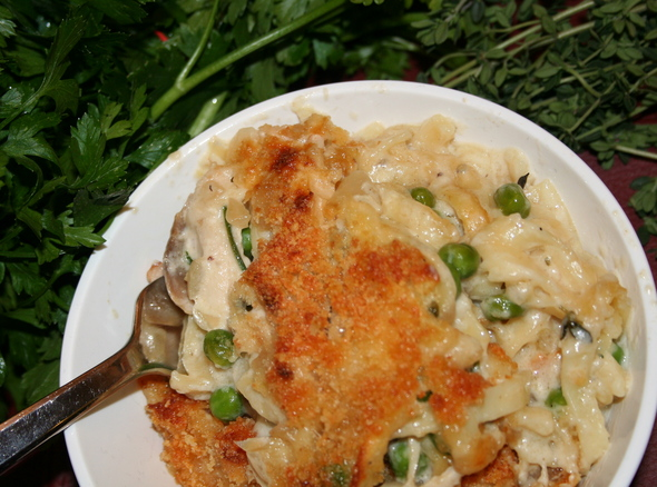 Chicken Tetrazzini Or How I Stopped Worrying And Learned To Love