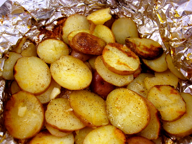 Grilled Potatoes With Smoked Paprika Recipes — Dishmaps