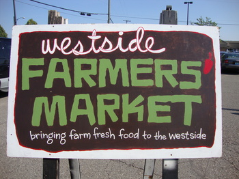 Westside Farmers' Market sign.JPG