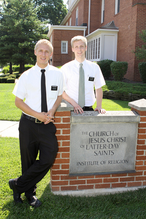 Latter Day Saints Share Faiths Message By Invitation