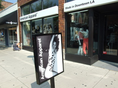 American Apparel in August 2010 2.JPG