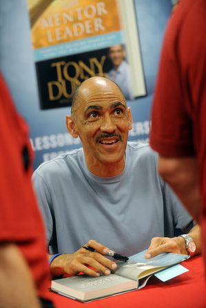 tony dungy new book 2010