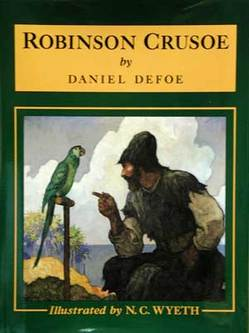 an overview of time and spiritual transcendence in robinson crusoe Widely regarded as the first english novel, daniel defoe's robinson crusoe is one of the most popular and influential adventure stories of all time this classic tale of shipwreck and.