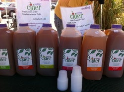 Borden - Seedling cider at wsfm