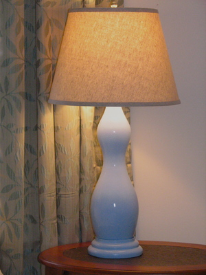 ThreeBoys-lamp-refurbish-Valspar-baby-blue-completed