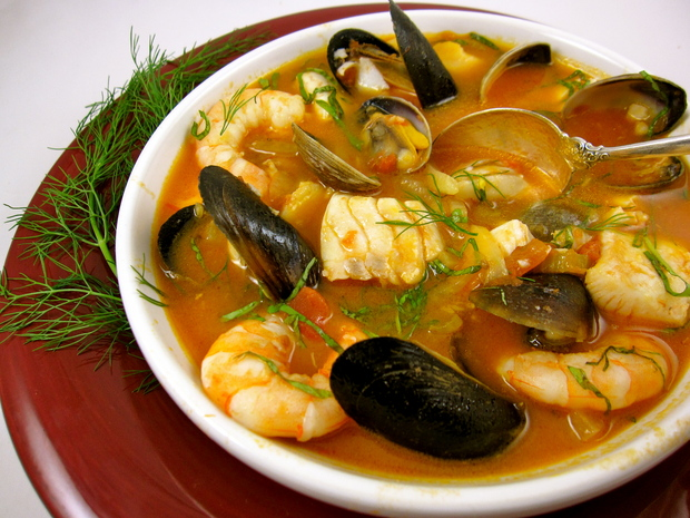 Peggy Lampman's Thursday dinnerFeed: Cioppino (Italian Seafood Stew)