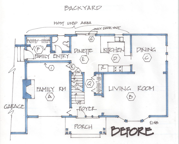 Two story home additions plans find house plans Home additions floor plans