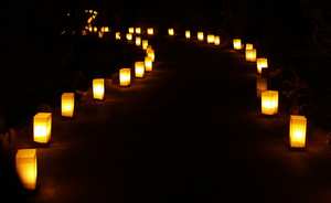 Hometown Holiday Traditions Las Posadas And Luminarias
