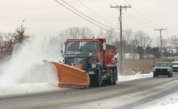 Washtenaw Road Commission snow plow.JPG