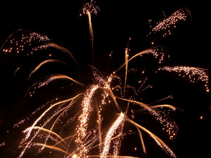 Verges-new-year's-fireworks
