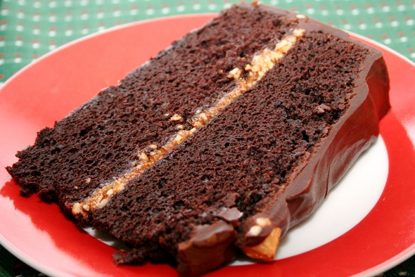 financier cake chocolate hazelnut layer cake following chocolate cake ...