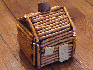 Verges-pretzel-log-cabin-craft