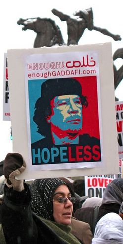 0324 Chicago anti Gaddafi protest.jpg