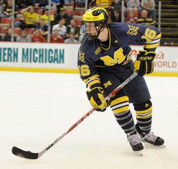 For Michigan Hockey Team's Seniors, Wait For NCAA Final Was Worth It