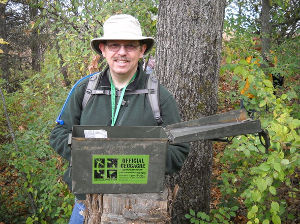 Geoaddict's 1000th Geocache Find.JPG