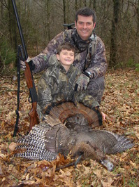 Ricky-1st-Turkey.JPG