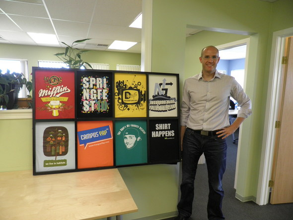 Online T-shirt companies eye expansions as competition intensifies ...