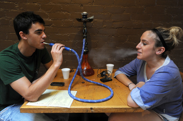 Ann Arbor's last hookah bar reports strong sales, but national