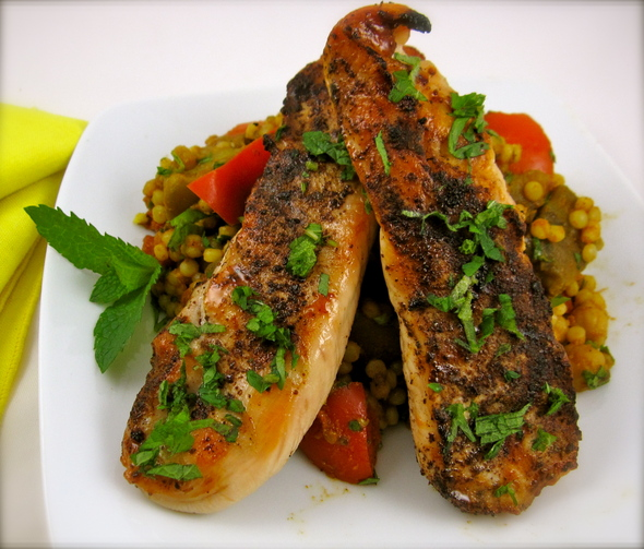 Grilled chicken sumac offers a taste of turkish cuisine for A taste of turkish cuisine