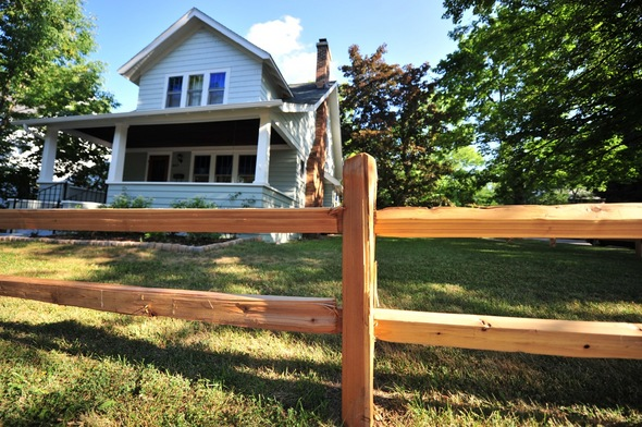 Historic District Commission Rules New Fence In Ann Arbor S Old West