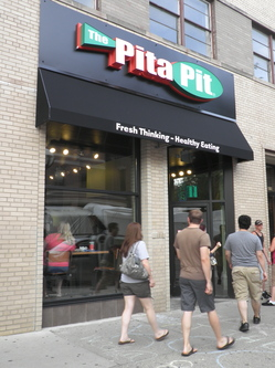 Pita Pit To Open New Downtown Ann Arbor Restaurant Today