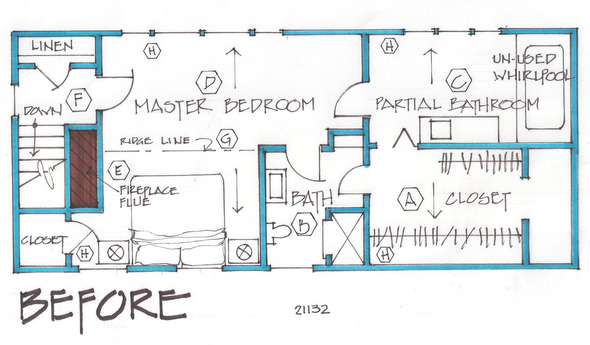092211 spaces before thumb 590x345 88589 - 18+ House Plans Second Floor Master  Pictures