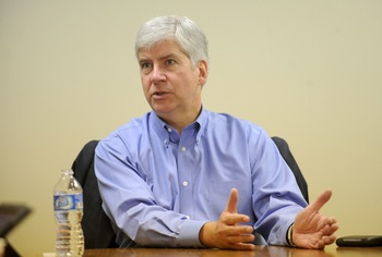 Rick_Snyder_AnnArborcom_editorial_board2.jpg