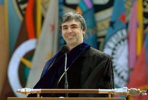 Thumbnail image for Thumbnail image for Larry Page at University of Michigan.JPG