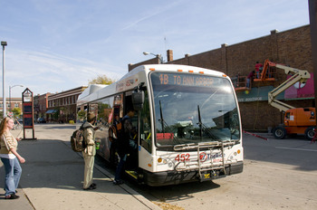 Aata To Increase Trips Along Route 4 Between Ypsilanti And Ann Arbor