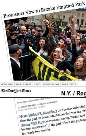 1116 Occupy New York protest news in NYTimes.jpg